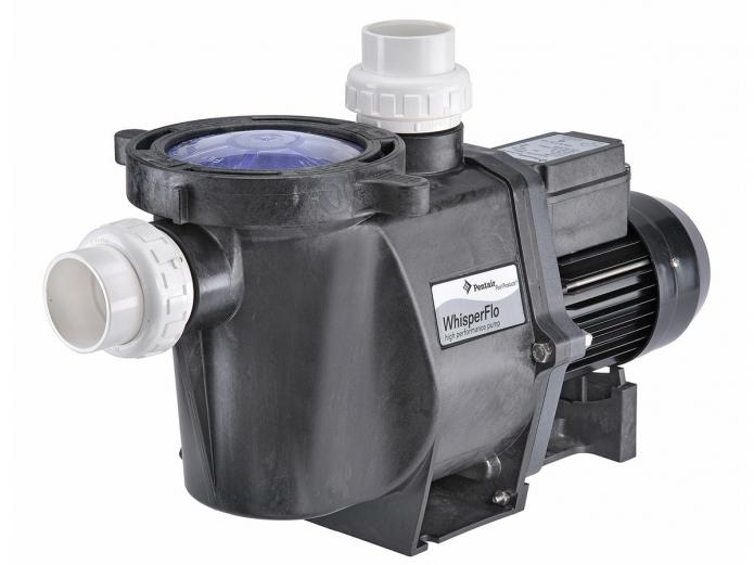 pentair whisperflo pump 750w